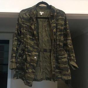 Abound Lightweight Camo Jacket